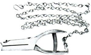 3-foot-chain